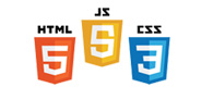 front-end logo