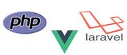 Laravel, Vue, PHP